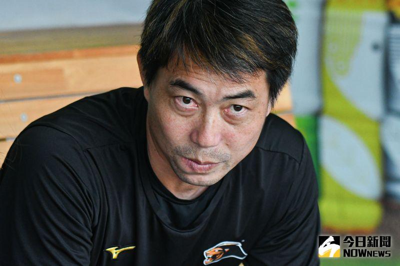 統一獅總教練林岳平