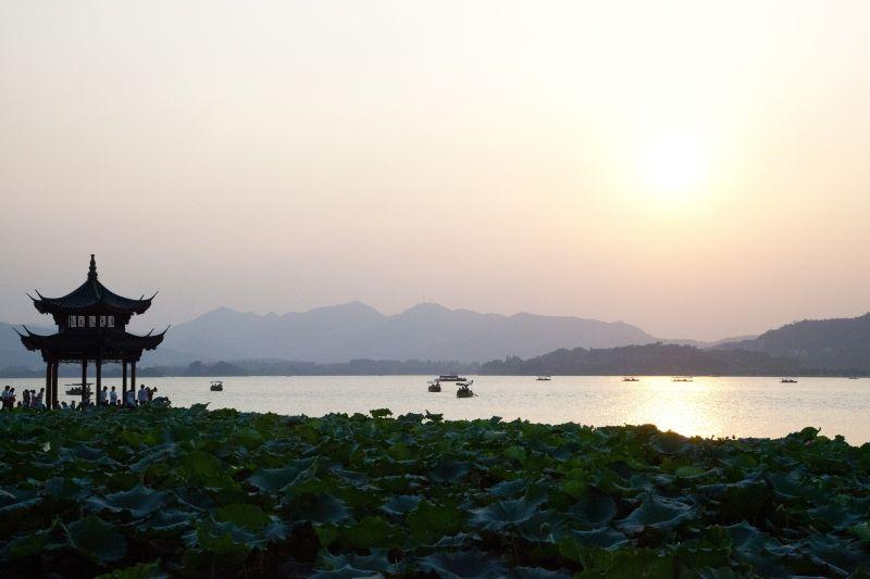 ▲被最多網友點名最適合居住的城市為「杭州」和「成都」。(示意圖/取自