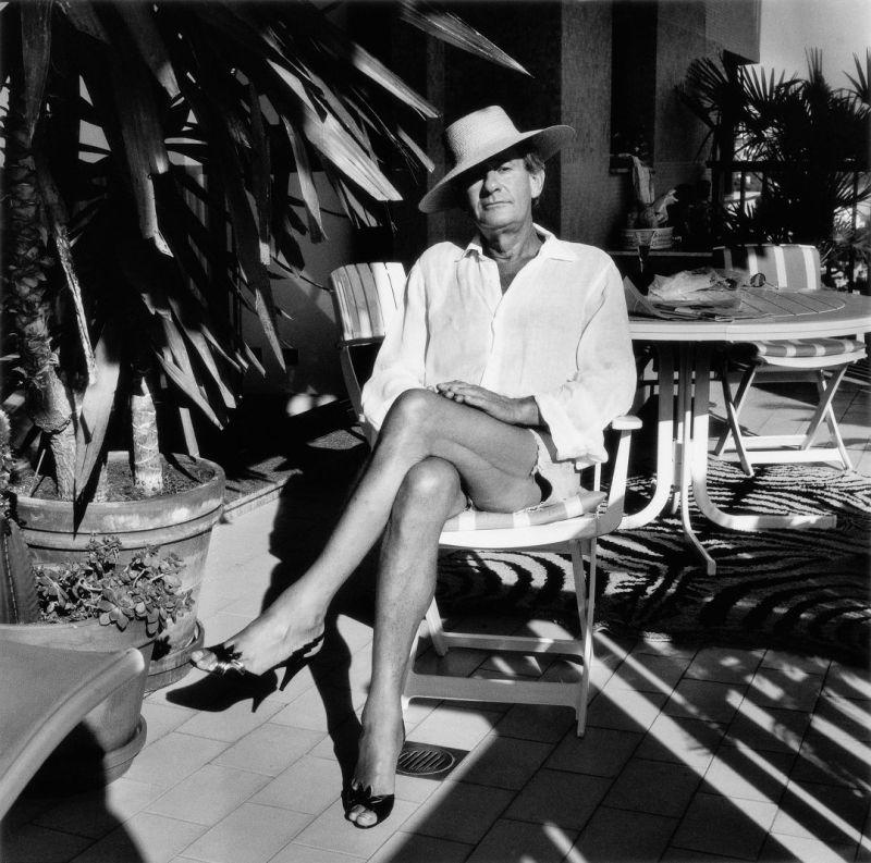 ▲傳奇時尚攝影師漢姆特紐頓,慶祝100歲冥誕生涯紀錄片《情攝大師》。(圖/前景)
