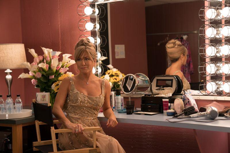 <b>珍妮佛安妮斯頓</b>首度「開金嗓」 入圍葛萊美獎!