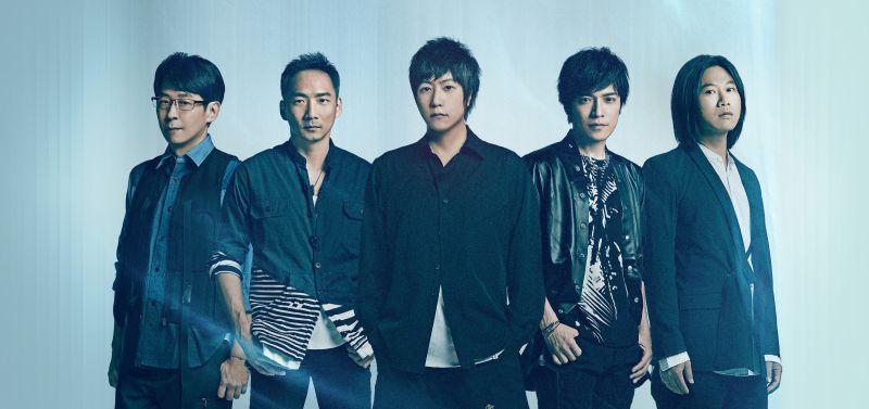 五月天宣布將從今年12月26日到明年3月29日,舉辦共15場演唱會,從桃園唱到台中、台南。(圖/相信音樂提供)