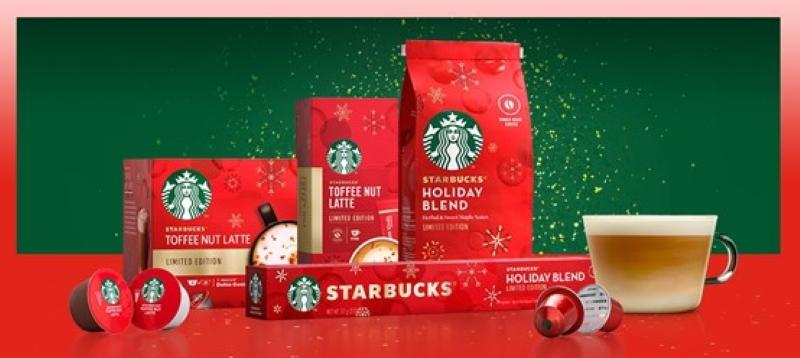 廣編/聖誕暖心星風味 節日限定系列溫馨上市