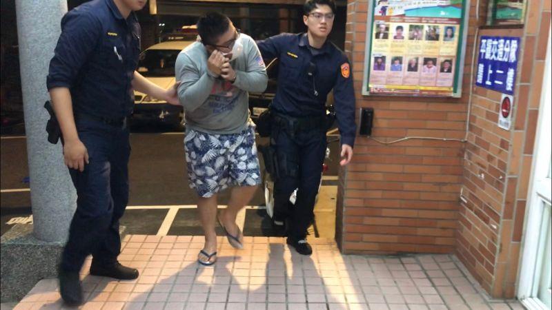<b>笑氣</b>藏車內拒檢逃逸 警窮追1小時半逮捕到案