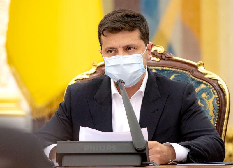 快訊/烏克蘭總統感染新冠肺炎 將自我隔離