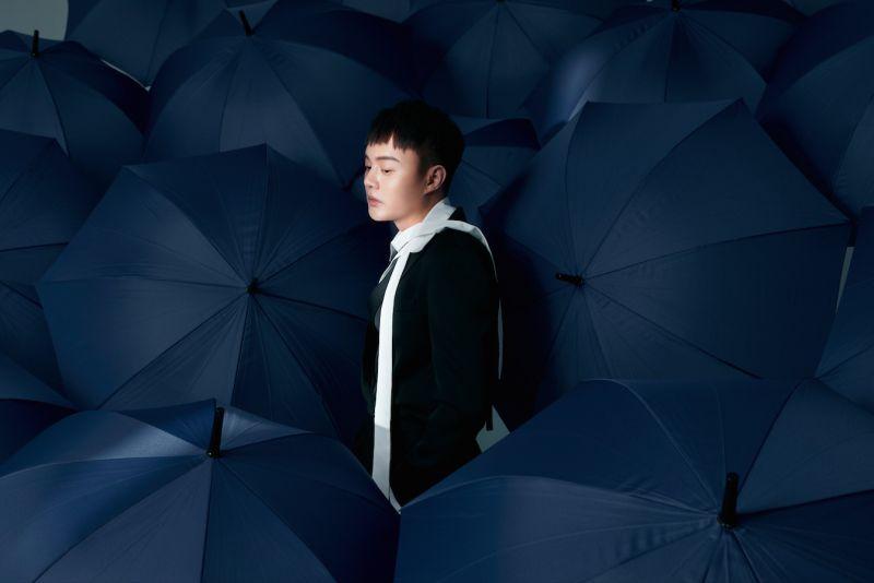 ▲許富凱自立門戶,推出新專輯《拾歌》。(圖/凱聲影藝提供)