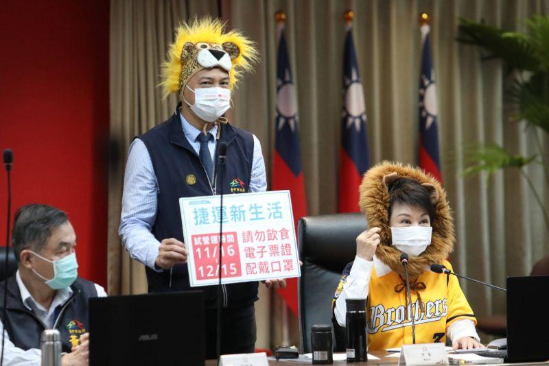 台中捷運11/16免費試營運 12月19日正式通車