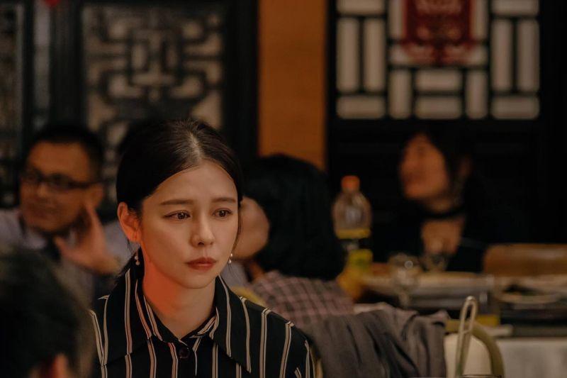 ▲徐若瑄的親身經歷,竟與電影《孤味》的重要情節如出一轍。(圖/徐若瑄臉書)