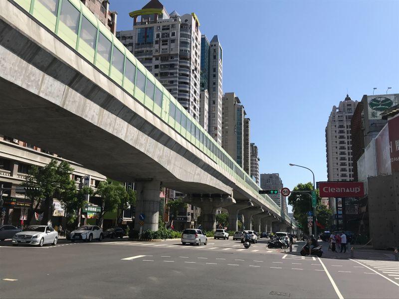 ▲台中捷運綠線11月16日展開試營運1個月。(圖/NOWnews資料照片)