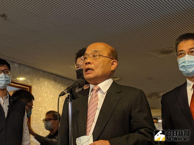 國民黨要求丁怡銘到立法院專案報告 蘇貞昌:尊重