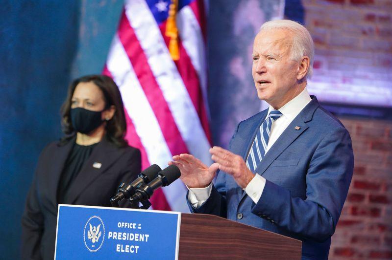 ▲美國總統當選人拜登。(圖/翻攝自JoeBidenTwitter)