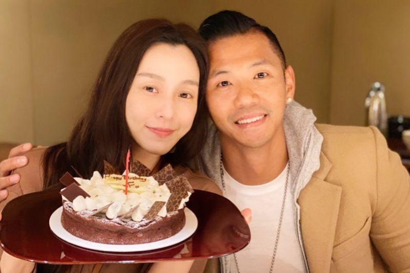 ▲范瑋琪(左)發長文感謝陳建州(右)一路以來的陪伴。(圖/陳建州