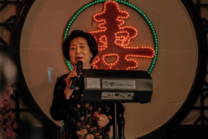 ▲《孤味》女主角陳淑芳以台灣母親的堅忍個性,教會我們「放下」的