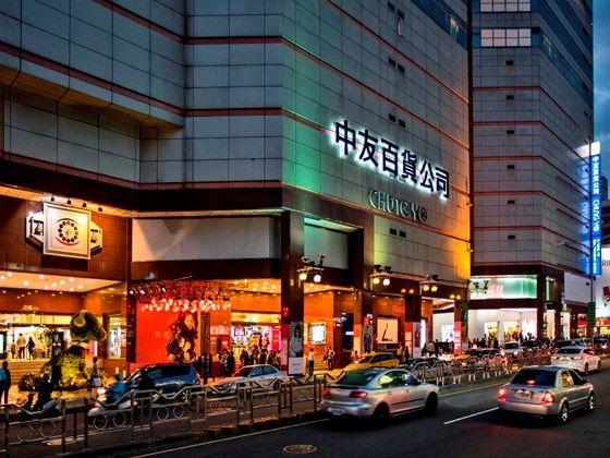 ▲元城樂more走路不到10分鐘就可以到達中友百貨,是離市中心最近的寧靜區域。(圖/品牌提供)