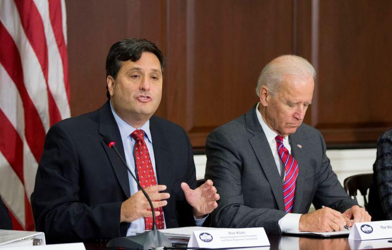 拜登公布「<b>白宮幕僚長</b>」人選 曾協調伊波拉疫情受矚目