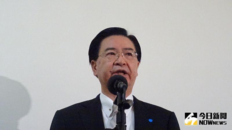▲WHO臉書竟消音「Taiwan」留言,外交部長吳釗燮感到非常不滿和遺憾。(圖/記者呂炯昌攝.2020.11.12)