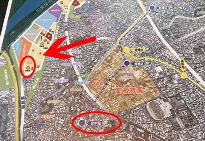 ▲「高妍植」位處板橋重劃區內,鄰近學區、藝文特區和交通要道,居住條件十分完善。(圖/品牌提供)