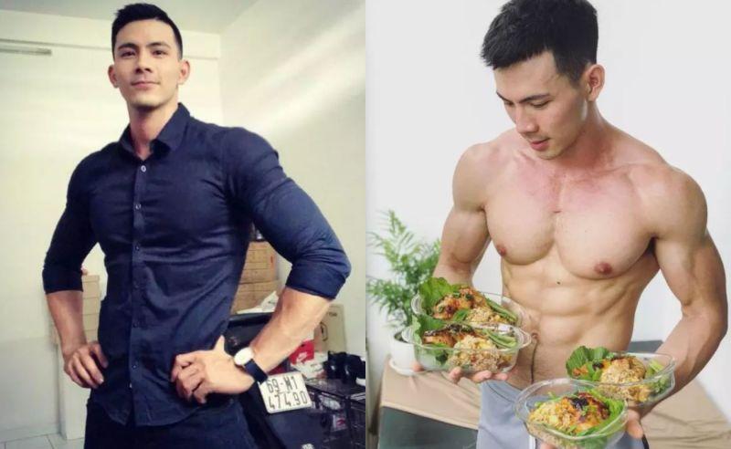 越南天菜曝8週驚人改變 網友:又帥又會下廚猛男
