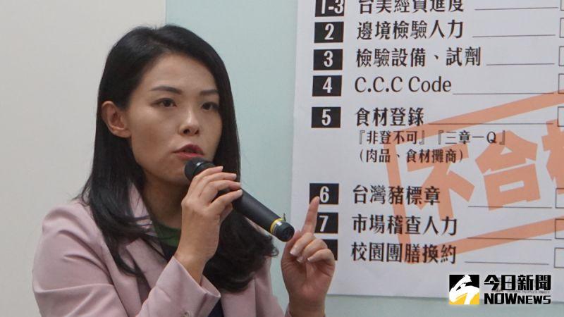 ▲民眾黨立委高虹安。(圖/記者呂炯昌攝))