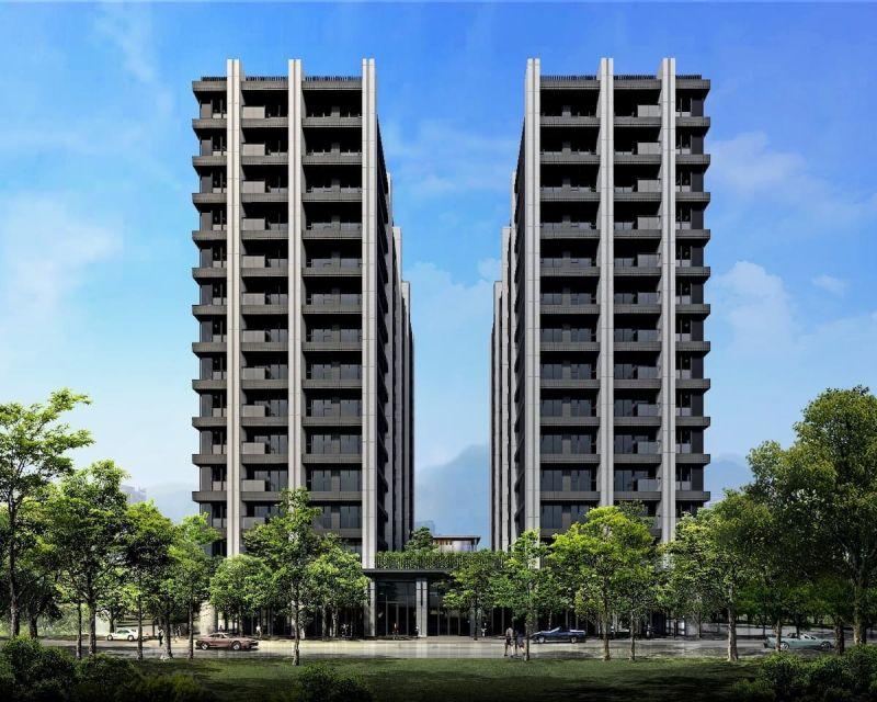 ▲「着東騰」採樑柱外移,形成天然的深凹窗,日式簡約風是東騰機構一貫的風格。(圖/資料照片)