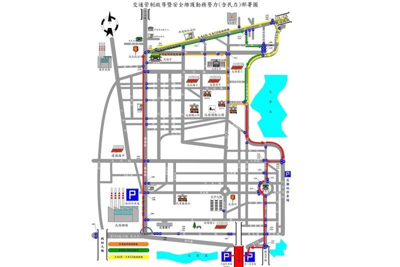 媽祖盃全國馬拉松賽15日開跑 <b>北港警分局</b>交通疏導管制