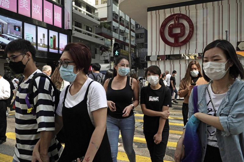 多例確診源頭不明 港專家再示警:第4波疫情恐已爆發