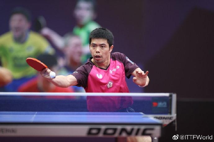 桌球/男子世界盃 莊智淵對中國球王吞12連敗、無緣8強