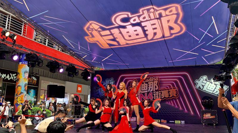 FUN4街舞賽總獎金破15萬 冠軍女團也來信義區競舞