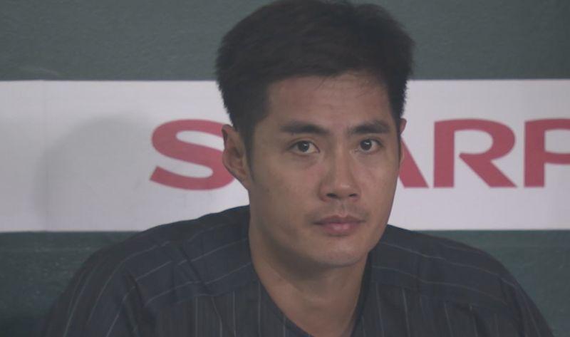 ▲陳偉殷在季後賽先發。(圖/取自FOX體育台)