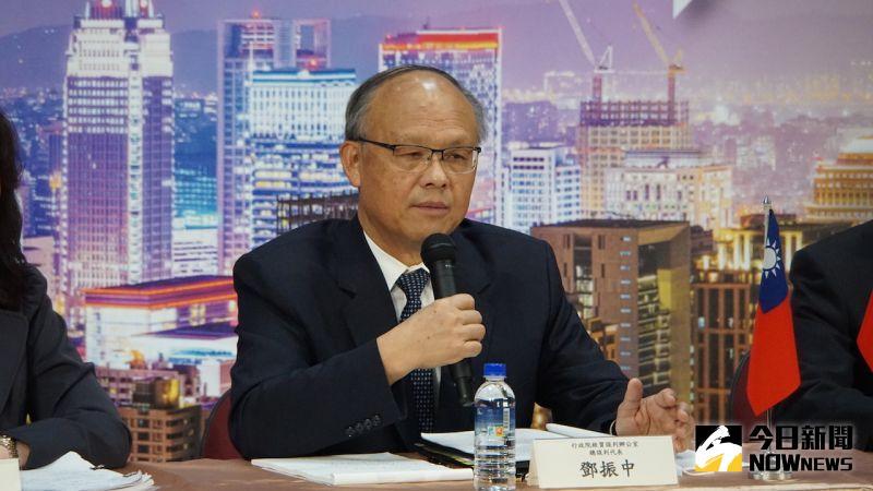 台美TIFA復談開幕致詞 鄧振中:盼邁向自貿協定
