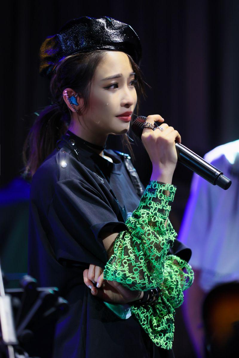 ▲袁詠琳在上海舉辦生日會。(圖/杰威爾音樂提供)