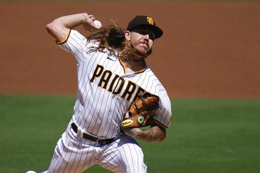 MLB/教士隊重簽下「飄髮哥」 開TJ手術期望再生