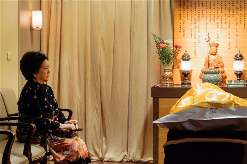 ▲陳淑芳首度入圍金馬獎女主角。(圖/《孤味》劇照)