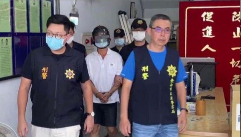 台南新營陳姓男子因與鄰居口角爭吵,憤而行凶,釀一死一傷悲劇。