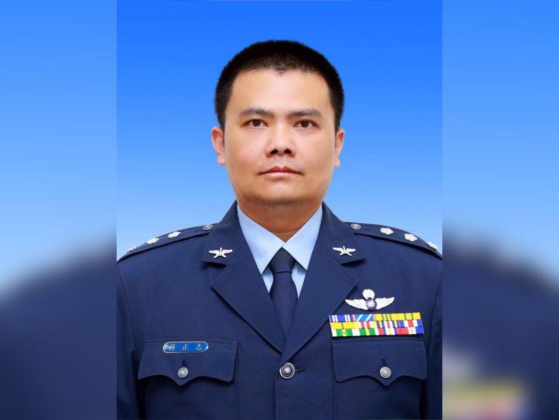 ▲失聯飛官為第26作戰隊長蔣正志上校。(圖/國防部提供)