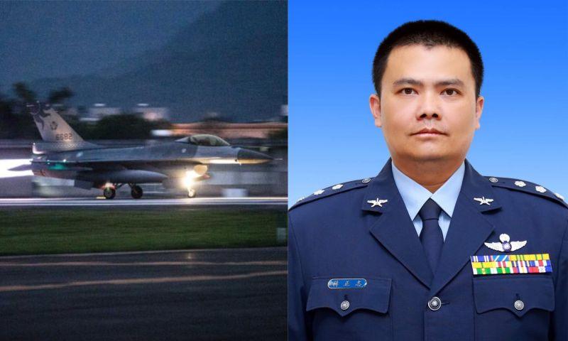 失聯F-16戰機搜救中!隊長揭機務狀況 「飛行時數」曝光