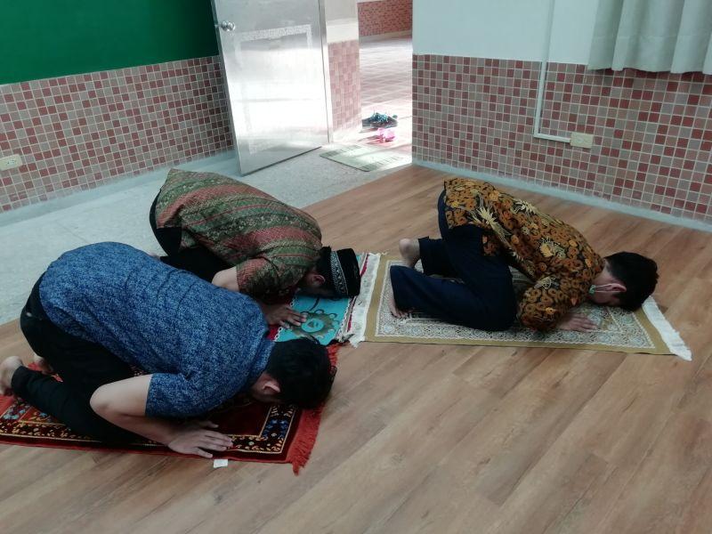 穆斯林祈禱室