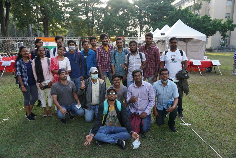 ▲虎尾科大舉辦印度國際文化交流活動之排燈節慶典。(圖/虎科大提供)