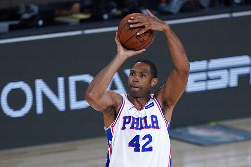 NBA/Horford被交易到雷霆 聖堂射手又被丟到76人