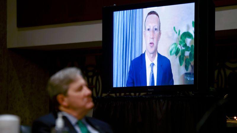 臉書推特「審查新聞」引美兩黨不滿 保守派發起反查核