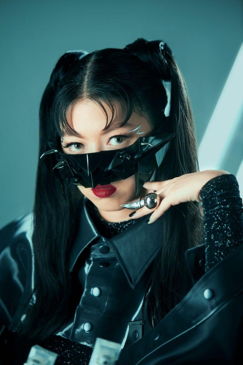 ▲楚晴推出首張個人EP《新樂園