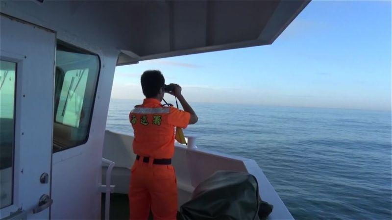 澎七美海域驚傳4人潛水失蹤 幸好已被大陸漁船救起