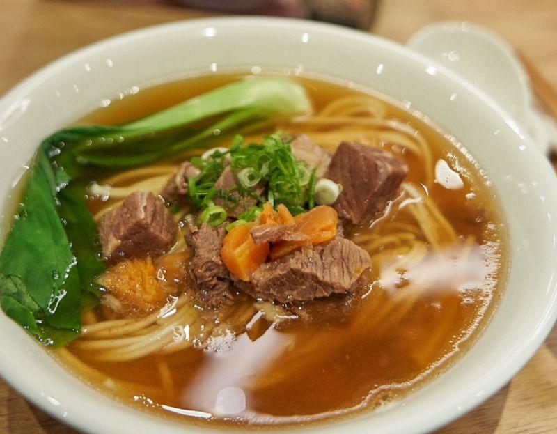 ▲家樂福推行台灣美食週,網羅各類知名業者,讓民眾一解美食思愁。(圖/家樂福提供)