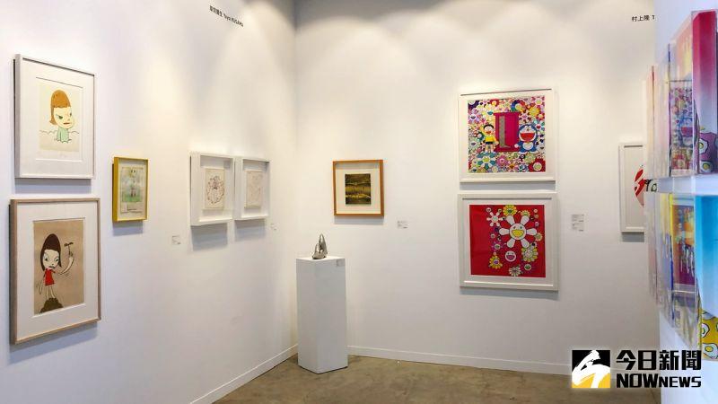 草間彌生、村上隆作品來台 高雄藝術博覽會展國內外經典