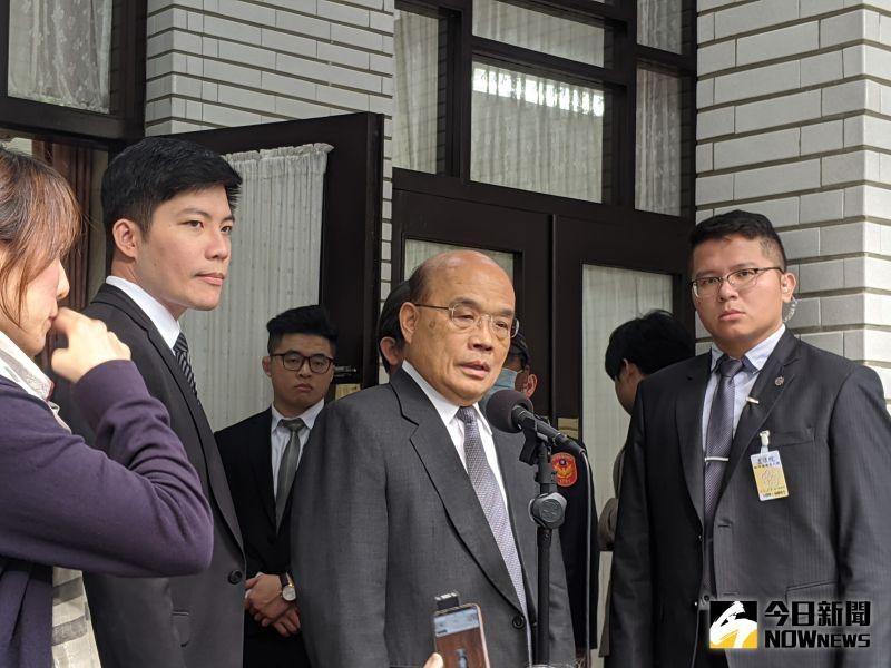 名家論壇》蕭徐行/中天關台阻斷了蘇貞昌的總統路?