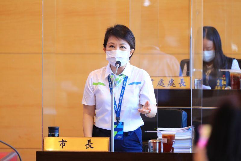 中天換照申請駁回 盧秀燕:摧毀台灣民主