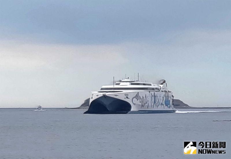 台南澎湖輕鬆遊 麗娜輪試營運成功重現大航海路徑
