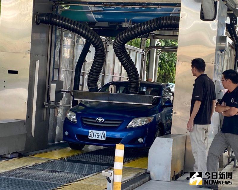 汽車集團推「出行秘書」APP  「無人化」洗車防疫新概念