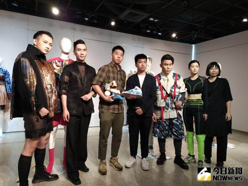 ▲14名優透設計師,為台灣服飾與時尚設計產業展現新視野與新動能。(圖/記者葉靜美攝,2020.11.20)