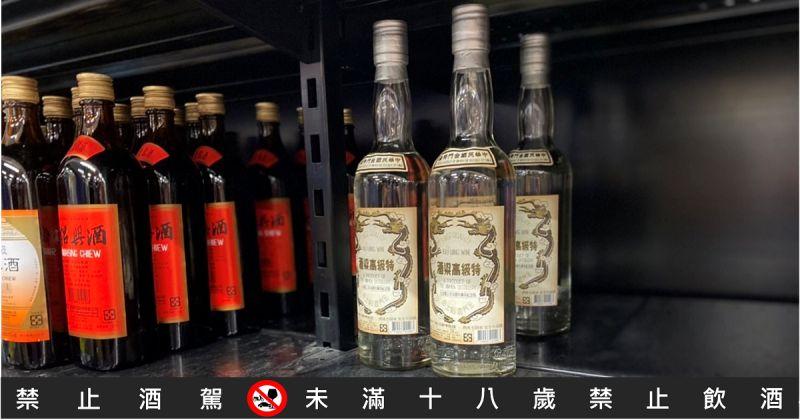 ▲大賣場直擊這款「白金龍上市58週年傳奇紀念版」,一上架就被搶得所剩無幾。(圖/NOWnews攝)