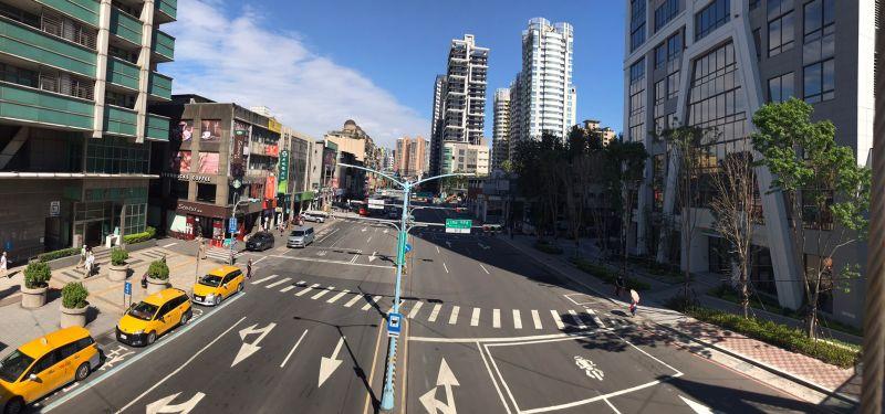 隨著新店行政園區落成,周邊的五峰重劃區與中古屋詢問度也增高